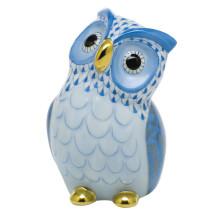 "Shaded Vhb Owl 2.75""L X 2.25""W X 4""H | Gracious Style"