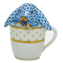 "Shaded Vhb Tea Cup Bunny 2.25""L X 1.75""W X 2.5""H | Gracious Style"