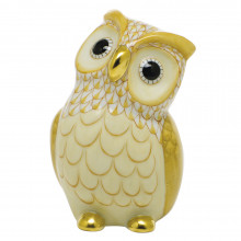 """Shaded Vhj Owl 2.75""""L X 2.25""""W X 4""""H 