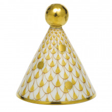 """Shaded Vhj Party Hat 2""""L X 2""""W X 2.25""""H 
