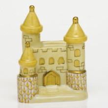 Shaded Vhj Castle 2.25 in. l X 2 in. w X 2.75 in. h | Gracious Style