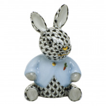"""Shaded Vhnm Sweater Bunny 1.5""""L X 1.25""""W X 2.25""""H 