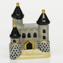 Shaded Vhnm Castle 2.25 in. l X 2 in. w X 2.75 in. h | Gracious Style