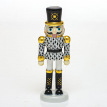 Shaded Vhnm Nutcracker 1.5 in. l X 1.25 in. w X 4.5 in. h | Gracious Style