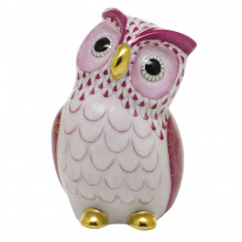 """Shaded Vhp Owl 2.75""""L X 2.25""""W X 4""""H 