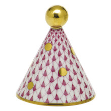 """Shaded Vhp Party Hat 2""""L X 2""""W X 2.25""""H 