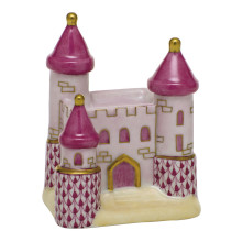 """Shaded Vhp Castle 2.25""""L X 2""""W X 2.75""""H 