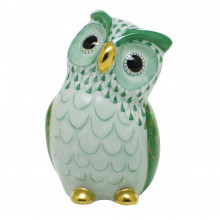 """Shaded Vhv Owl 2.75""""L X 2.25""""W X 4""""H 