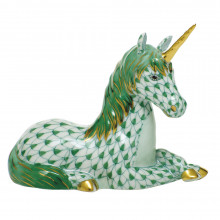 "Shaded Vhv Unicorn 3.25""L X 1.5""W X 2.75""H | Gracious Style"