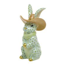 "Shaded Vhv1 Cowboy Bunny 2""L X 2""W X 3.5""H | Gracious Style"