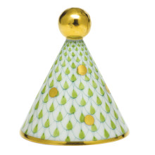 """Shaded Vhv1 Party Hat 2""""L X 2""""W X 2.25""""H 