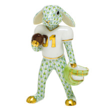 Shaded Vhv1 Football Bunny 2.5 in. l X 1.25 in. w X 3.75 in. h | Gracious Style