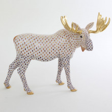 """Vhsp138 Moose 11.75""""L X 5.75""""W X 9.75""""H (Special Order) 