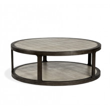 Litchfield Round Cocktail Table | Gracious Style