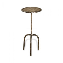 Araby Round Drink Table | Gracious Style