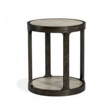 Litchfield Round Side Table | Gracious Style