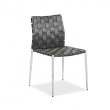 Logan Dining Chair Grey | Gracious Style