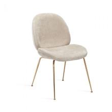 Luna Dining Chair Beige Latte | Gracious Style
