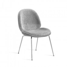 Luna Dining Chair Ocean Grey | Gracious Style