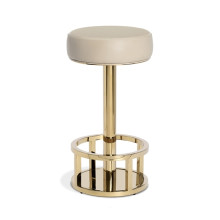 Drake Bar Stool - Cream | Gracious Style