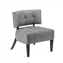 Delphina Chair - Charcoal | Gracious Style