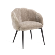 Mila Dining Chair - Beige Latte | Gracious Style