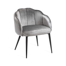 Mila Dining Chair - Graphite | Gracious Style