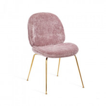 Luna Dining Chair Violet Rose | Gracious Style