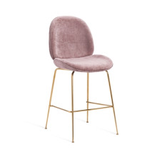 Luna Counter Stool - Violet-Rose | Gracious Style