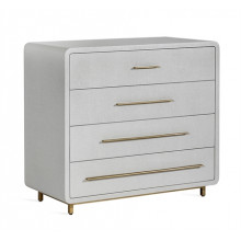 Alma Chest - Light Grey | Gracious Style