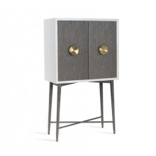 Desire Tall Bar Cabinet | Gracious Style