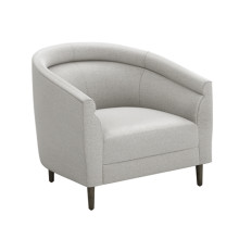 Capri Chair - Grey | Gracious Style