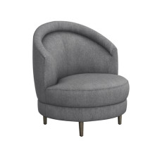 Capri Swivel Chair - Night | Gracious Style