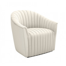 Channel Chair - Pearl | Gracious Style