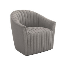 Channel Chair - Granite | Gracious Style