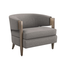 Kelsey Chair - Granite | Gracious Style