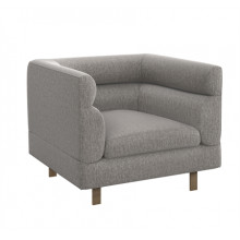 Ornette Chair - Granite | Gracious Style