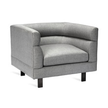 Ornette Chair - Grey | Gracious Style