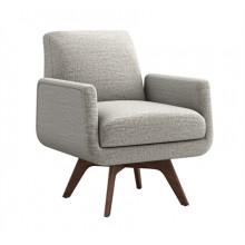 Landon Chair - Feather | Gracious Style