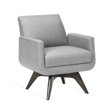Landon Chair - Grey | Gracious Style