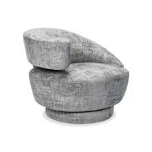Arabella Left Chair - Feather | Gracious Style