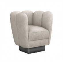 Gallery Gunmetal Swivel Chair - Bungalow | Gracious Style