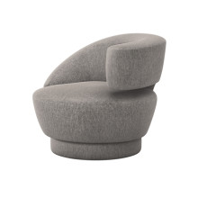 Arabella Right Chair - Granite | Gracious Style