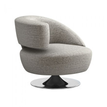 Isabella Left Chair Feather | Gracious Style