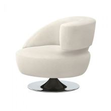 Isabella Right Chair Pearl | Gracious Style
