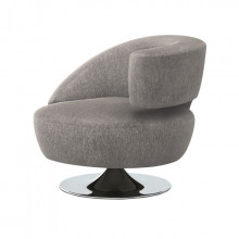 Isabella Right Chair Granite | Gracious Style