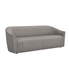 Channel Sofa - Granite | Gracious Style