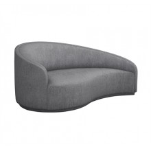 Dana Left Chaise - Night | Gracious Style