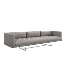 Luca Sofa - Granite | Gracious Style