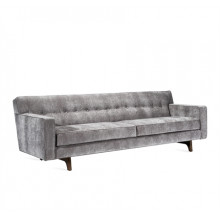 Chelsea Sofa - Granite | Gracious Style